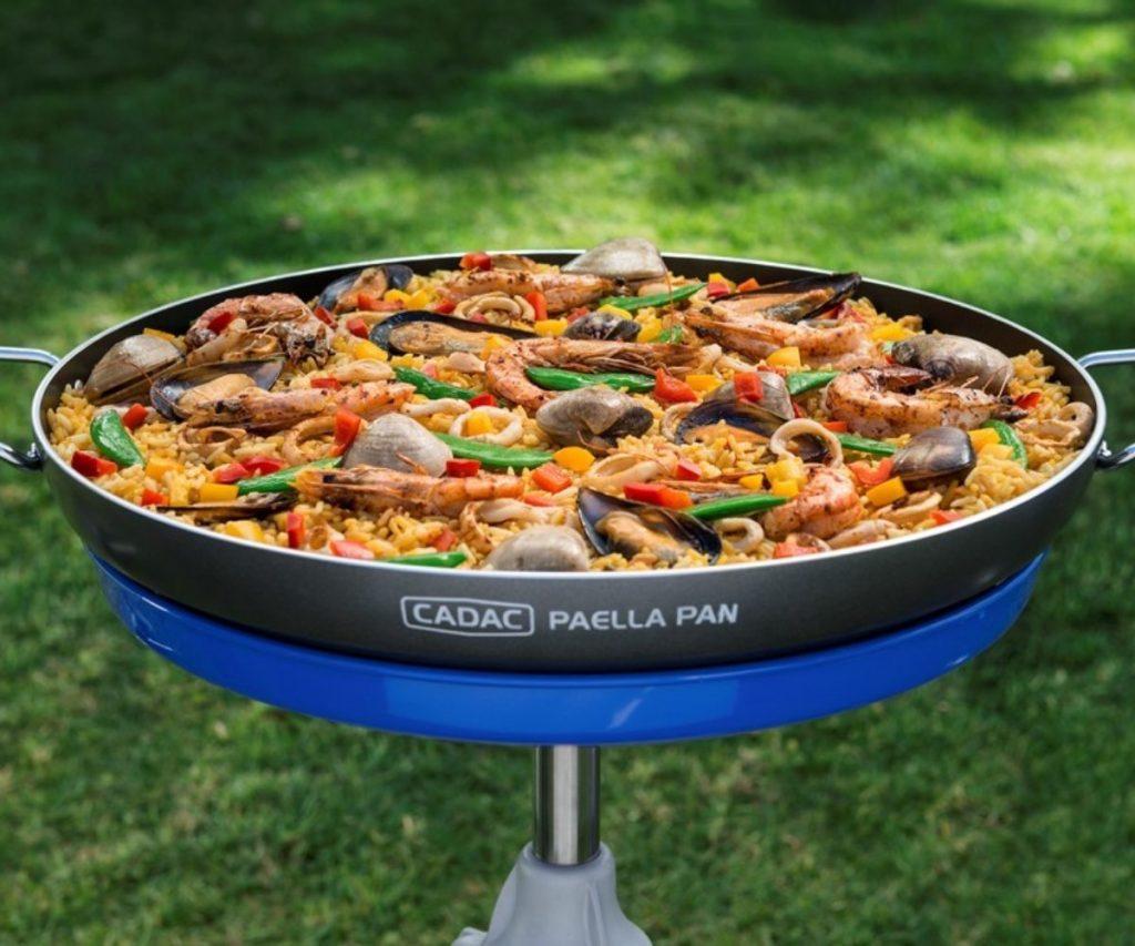 Cadac Paella Pan 47 Cm.Cadac Paella Braai Leisure Fayre